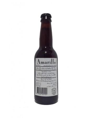 Cerveza Amarillo Botella 33cl.