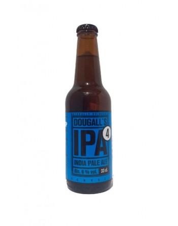 Cerveza IPA 4 Botella 33cl.
