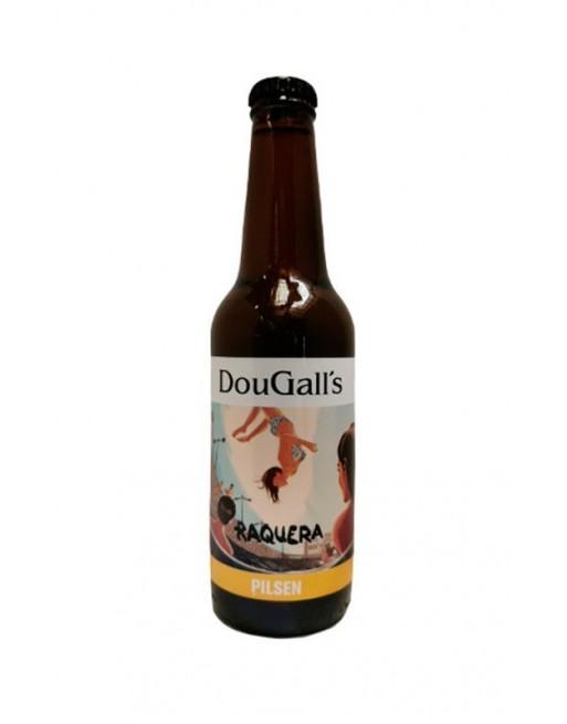 Raquera Beer Bottle 33cl.