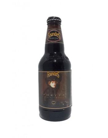 Porter Beer Bottle 33cl.
