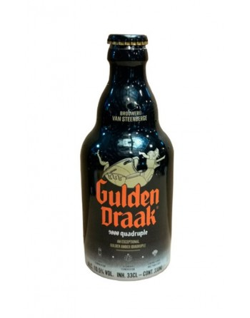 9000 Quadruppel Beer Bottle 33cl.