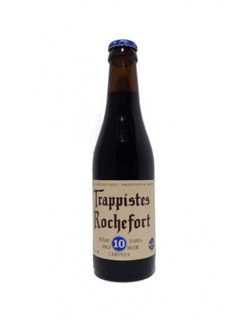 Cerveza Trappistes 10 Botella 33cl.