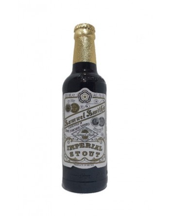 Imperial Stout Beer Bottle 35cl.