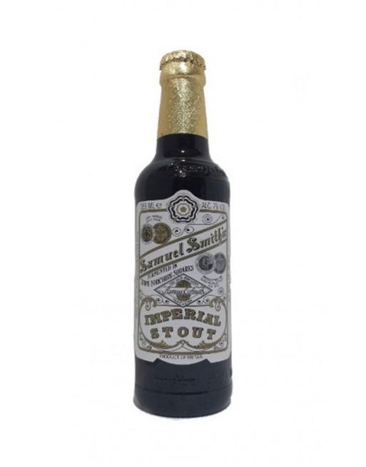 Cerveza Imperial Stout Botella 35cl.
