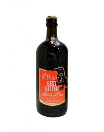 Cerveza Best Bitter Botella 50cl.