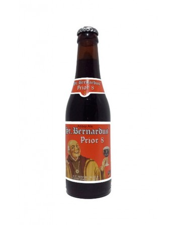Cerveza Prior 8 Botella 33cl.