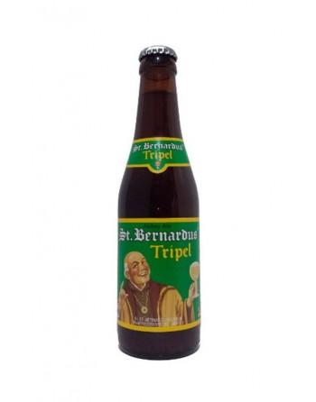 St. Bernardus Tripel Beer Bottle 33cl.