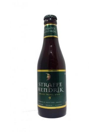 Brugs Tripelbier Beer Bottle 33cl.