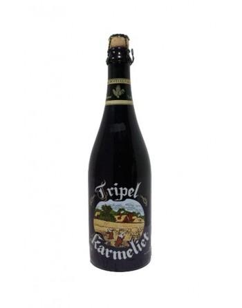 Triple Karmeliet Beer Bottle 75cl.