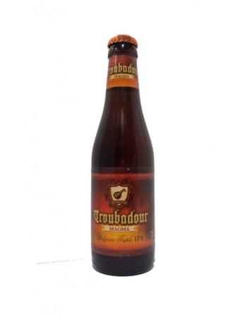 Magma Beer Bottle 33cl.