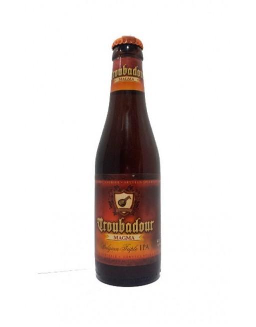 Cerveza Magma Botella 33cl.