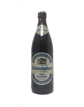 Cerveza Hefe Weissbier Botella 50cl.