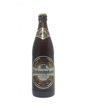 Vitus Beer Bottle 50cl.