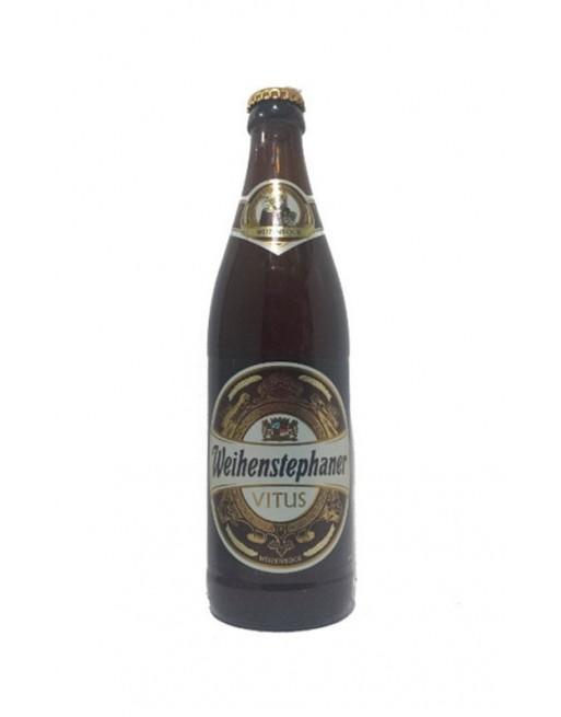 Cerveza Vitus Botella 50cl.