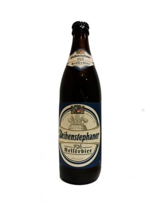 Cerveza 1516 Kellerbier Botella 50cl.