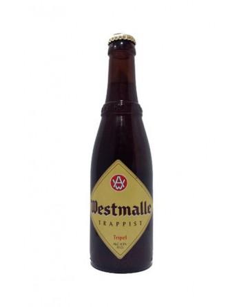 Westmalle Tripel Beer Bottle 33cl.