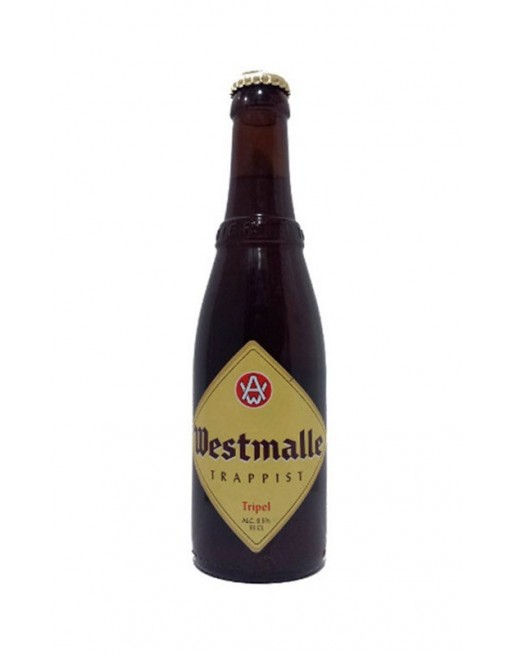 Cerveza Westmalle Tripel Botella 33cl.