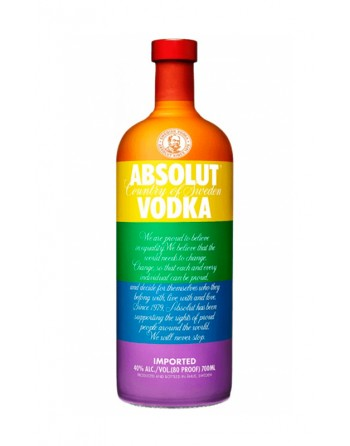 Vodka Absolut Diversity 1L