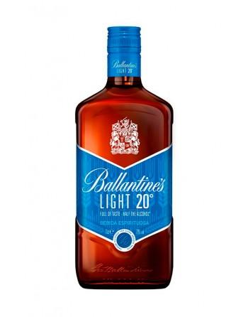 Ballantine's Light whisky