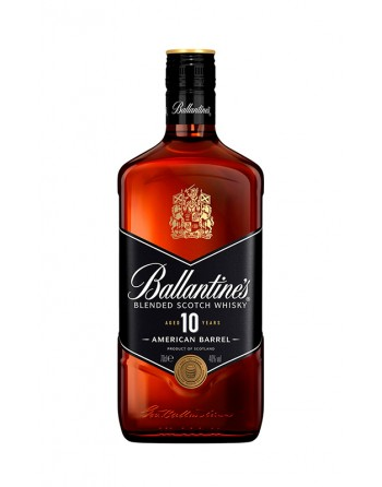 Ballantine's 10 Year Old...