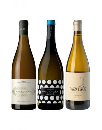 Pack Selección Vinos Blancos