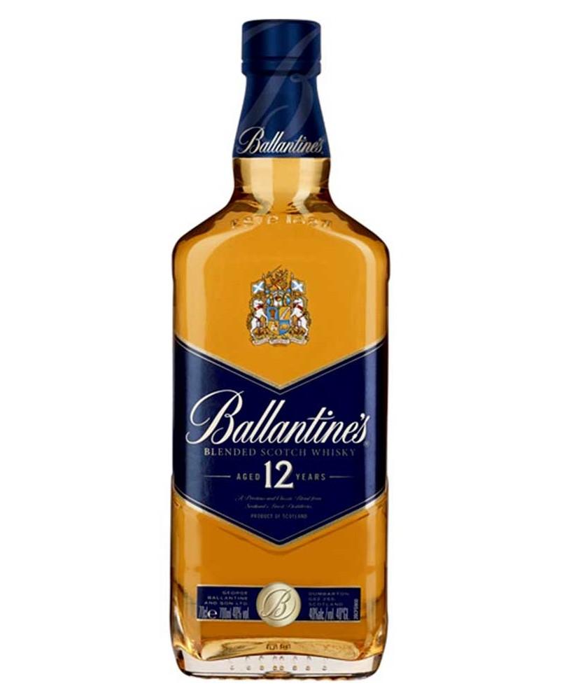 Whisky Ballantine's 12 años (70cl.)