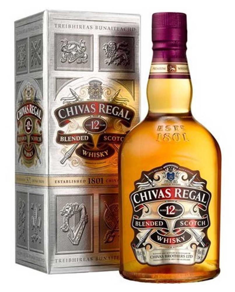 Whisky Chivas 12 años (70cl.)