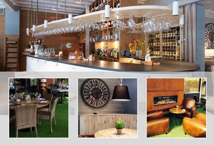 Restaurante Lounge Aravaca