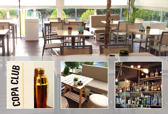 Restaurante Lounge Copa Club