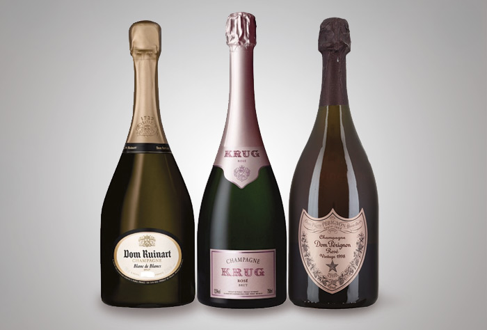 Champagne The best selection for your Christmas