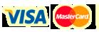 visa mastercar paypal
